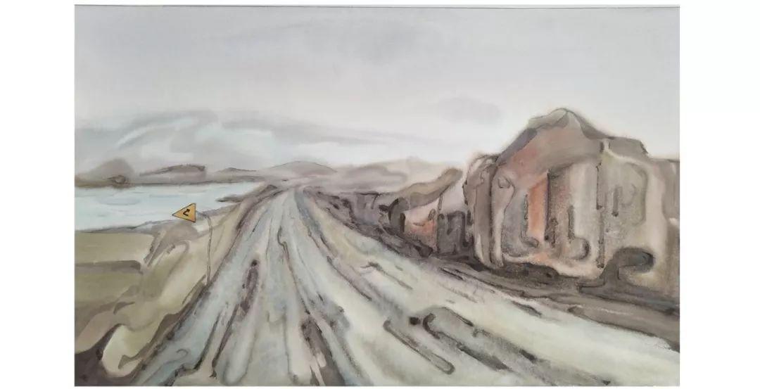 包布和水彩作品欣赏|内蒙古专栏 第24张