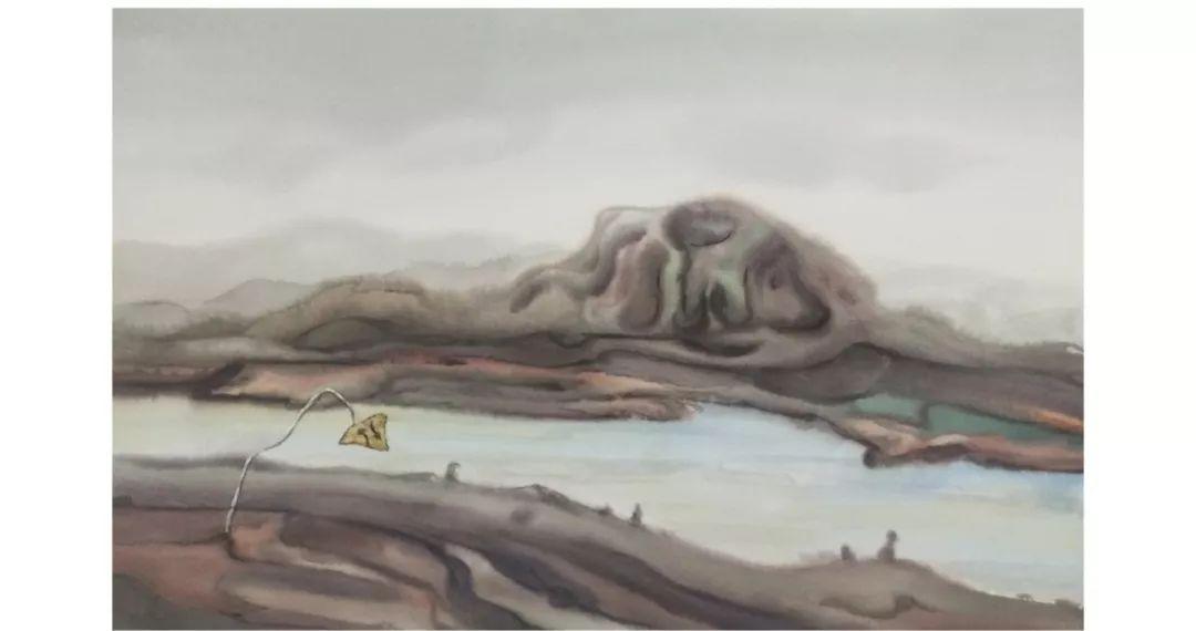 包布和水彩作品欣赏|内蒙古专栏 第26张