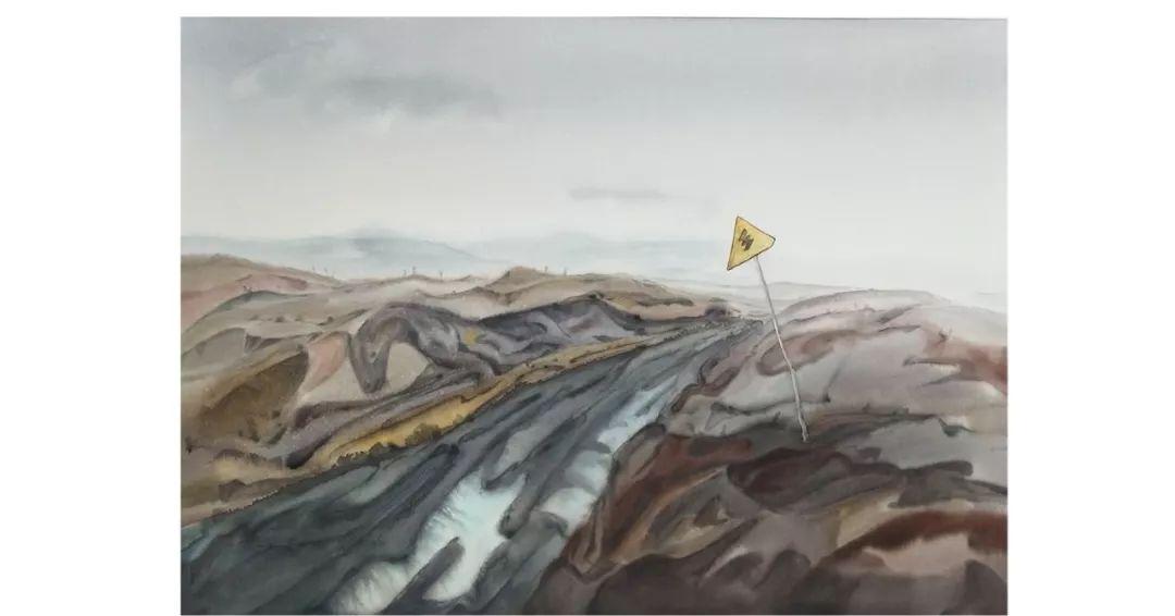 包布和水彩作品欣赏|内蒙古专栏 第27张