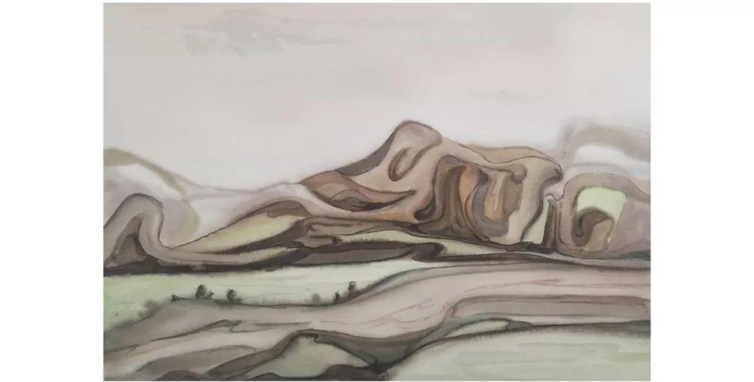 包布和水彩作品欣赏|内蒙古专栏 第30张