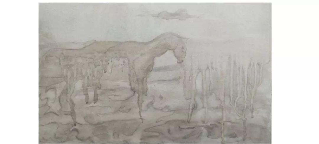包布和水彩作品欣赏|内蒙古专栏 第33张