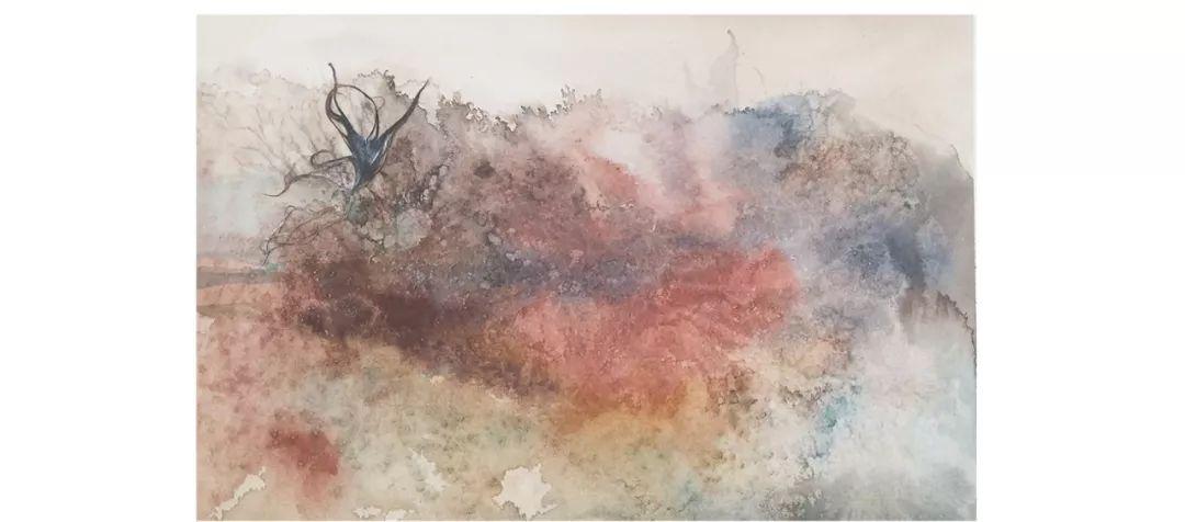 包布和水彩作品欣赏|内蒙古专栏 第36张