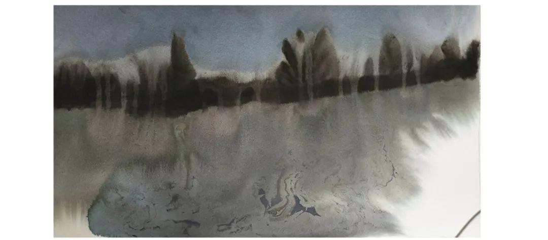 包布和水彩作品欣赏|内蒙古专栏 第37张