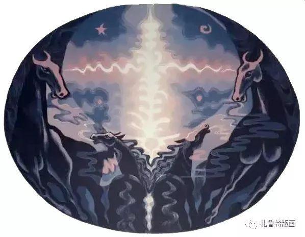 大草原的版画梦想—山丹版画作品 第11张