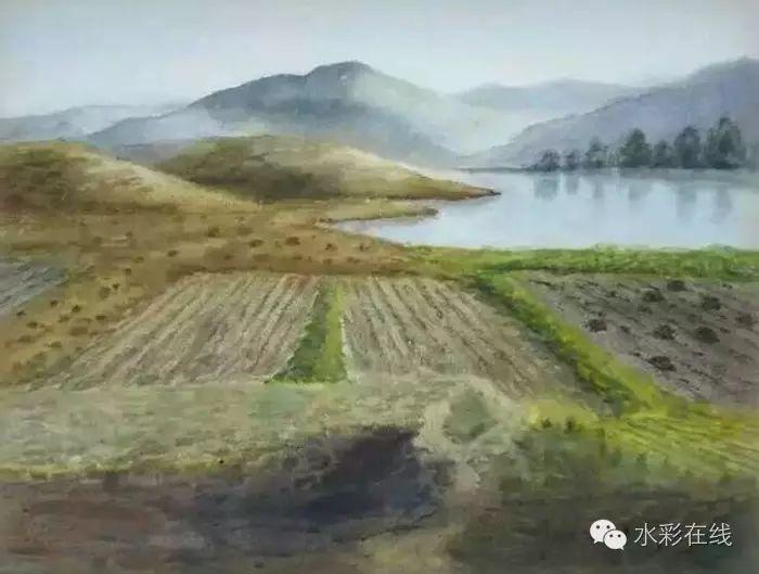 【水彩•风景】张文杰作品欣赏 第20张