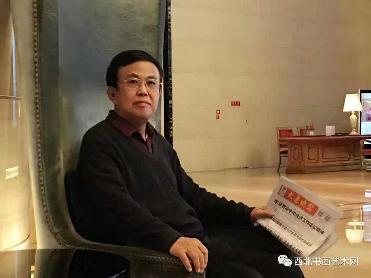 西北书画艺术网向您推荐:著名画家刘宝平 第1张