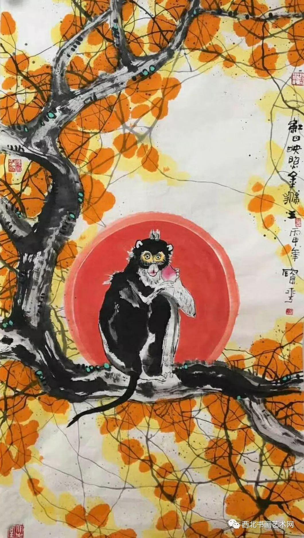 西北书画艺术网向您推荐:著名画家刘宝平 第20张