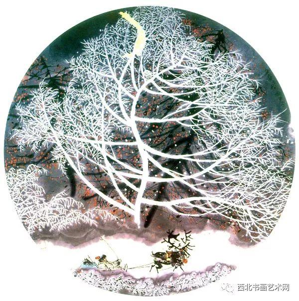 西北书画艺术网向您推荐:著名画家刘宝平 第28张