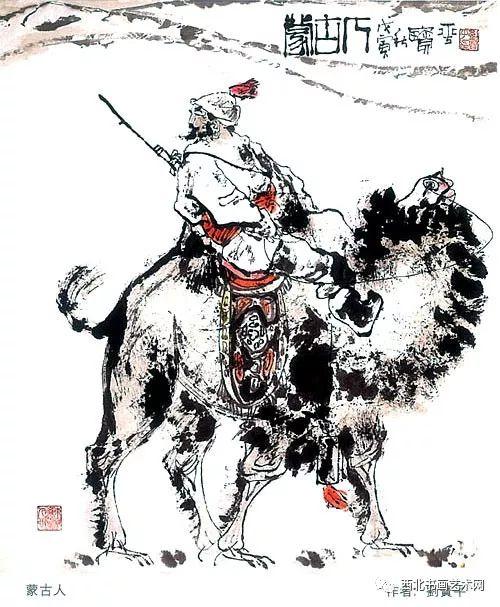 西北书画艺术网向您推荐:著名画家刘宝平 第36张