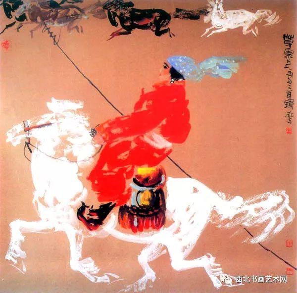 西北书画艺术网向您推荐:著名画家刘宝平 第47张