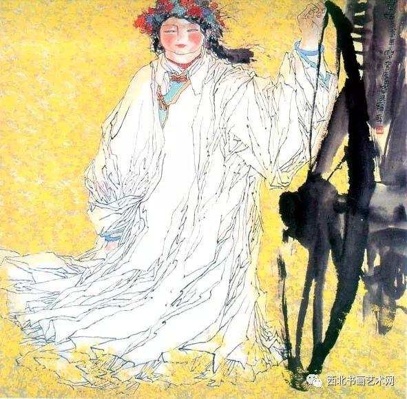 西北书画艺术网向您推荐:著名画家刘宝平 第49张
