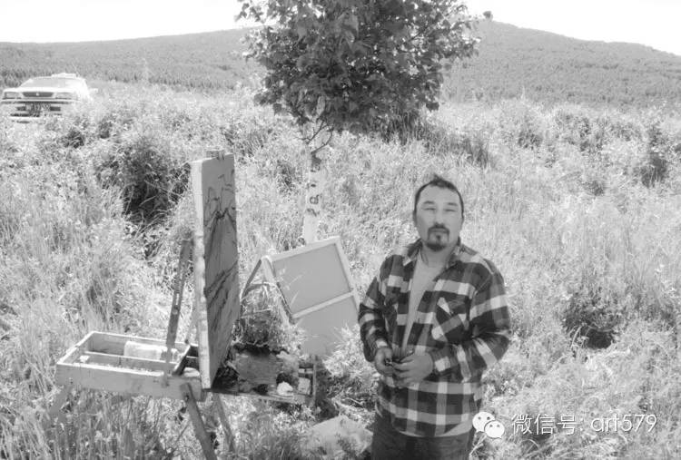 《当代油画》艺术家工作室特辑——砂金工作室 第3张