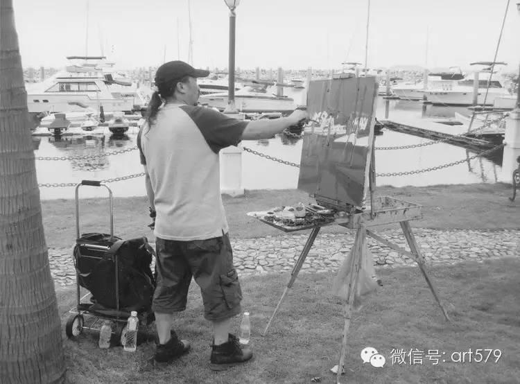 《当代油画》艺术家工作室特辑——砂金工作室 第4张