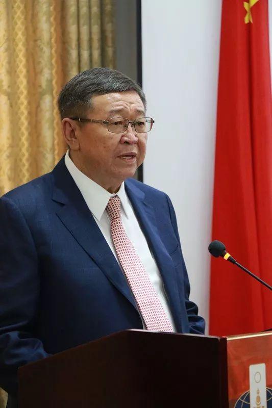 《70位作家70篇小说》蒙古文版和《蒙古国诗选》中文版图书首发仪式在京举行 第9张