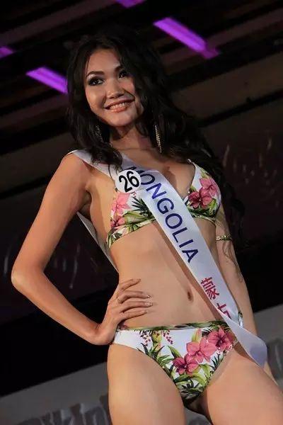 【蒙古佳丽】外媒评选出的蒙古国十大美女 第4张