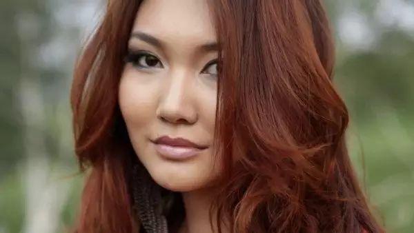 【蒙古佳丽】外媒评选出的蒙古国十大美女 第3张