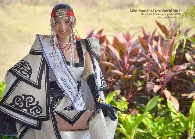 【蒙古佳丽】外媒评选出的蒙古国十大美女 第52张