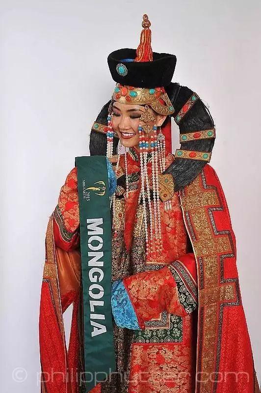 【蒙古佳丽】外媒评选出的蒙古国十大美女 第56张