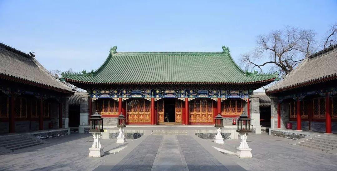北京城里的八大蒙古王爷府 第2张