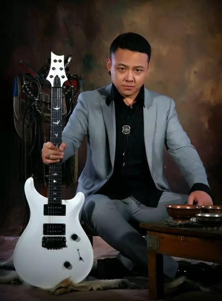 【阿努音乐】朝鲁孟《心中的故乡》2016年蒙古语春晚 第4张