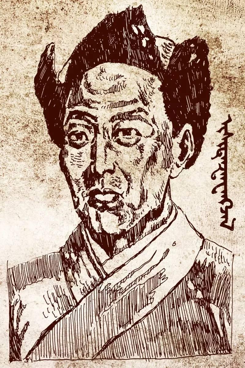 【阿努美图】值得致敬的蒙古伟人,你认识几个? 第6张