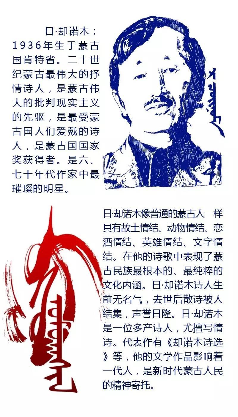 【阿努美图】值得致敬的蒙古伟人,你认识几个? 第13张