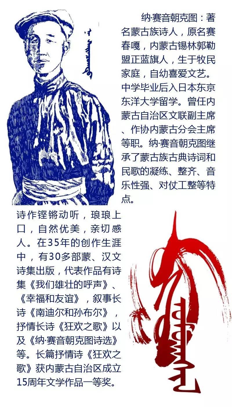 【阿努美图】值得致敬的蒙古伟人,你认识几个? 第18张