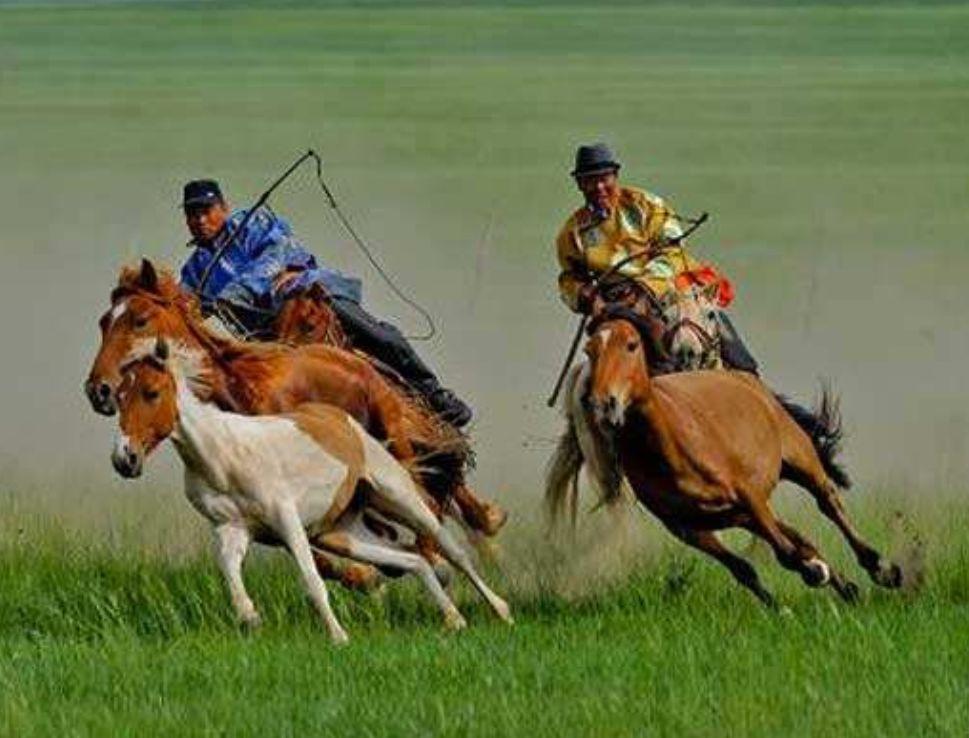 超好听的蒙古音乐《心曲》连听3遍! 第3张