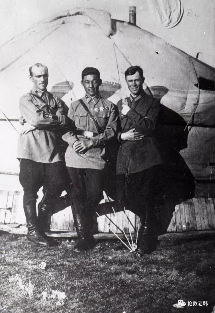 蒙古往事:人民军 1921-1940 (2) 第3张