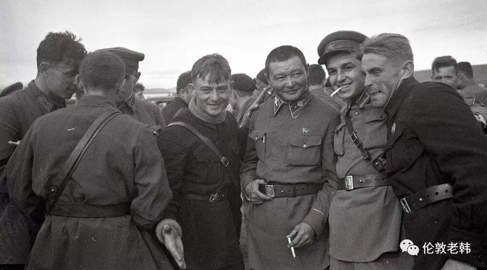 蒙古往事:人民军 1921-1940 (2) 第8张