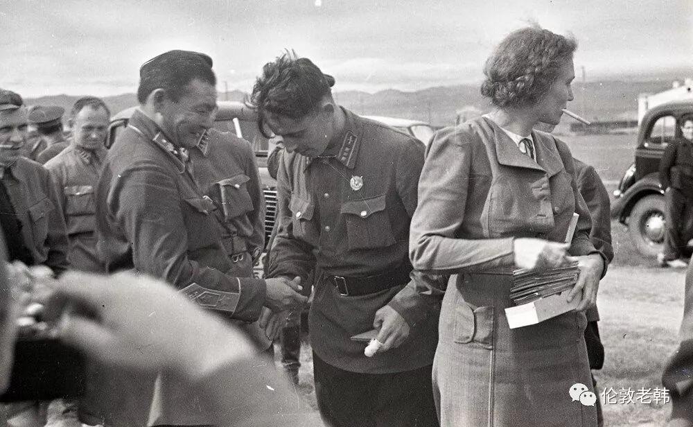 蒙古往事:人民军 1921-1940 (2) 第9张