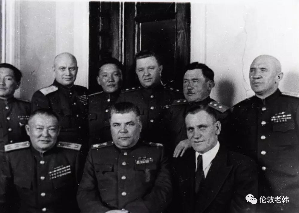 蒙古往事:人民军 1921-1940 (2) 第15张