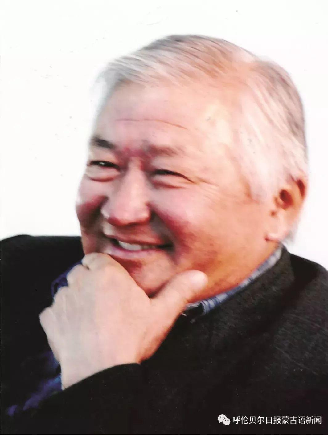 蒙古族文学巨匠——策·孟和苏荣(Mongol) 第3张