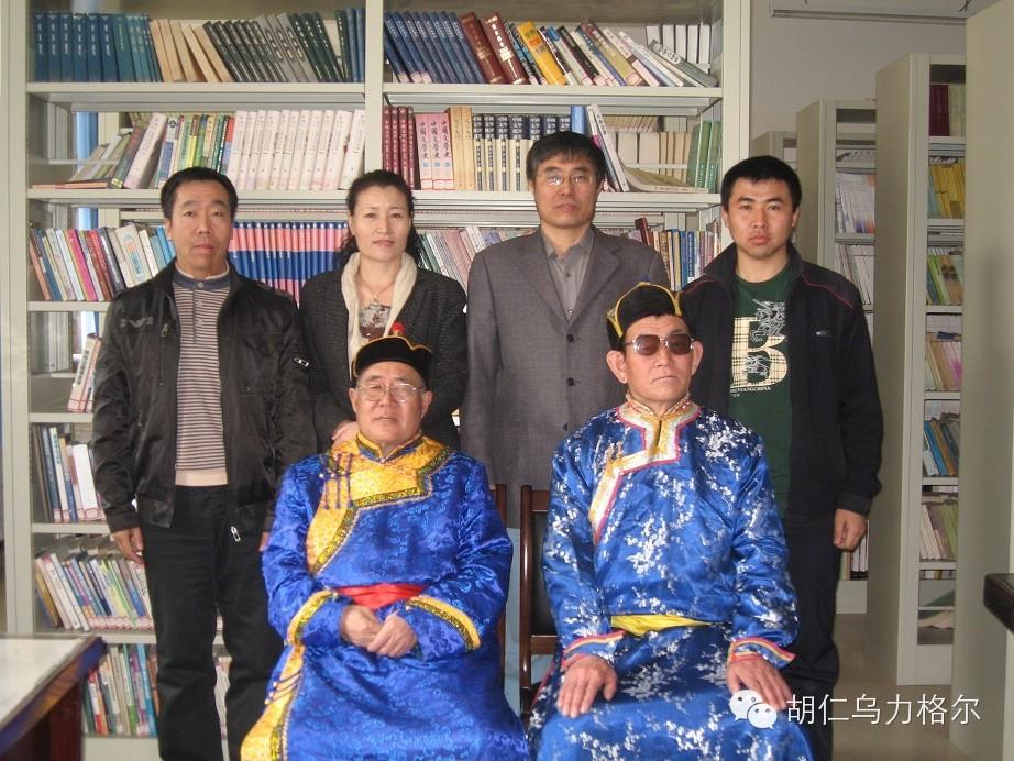 蒙古文化研究者、蒙古文学评论家宝音陶克陶教授简介 第10张