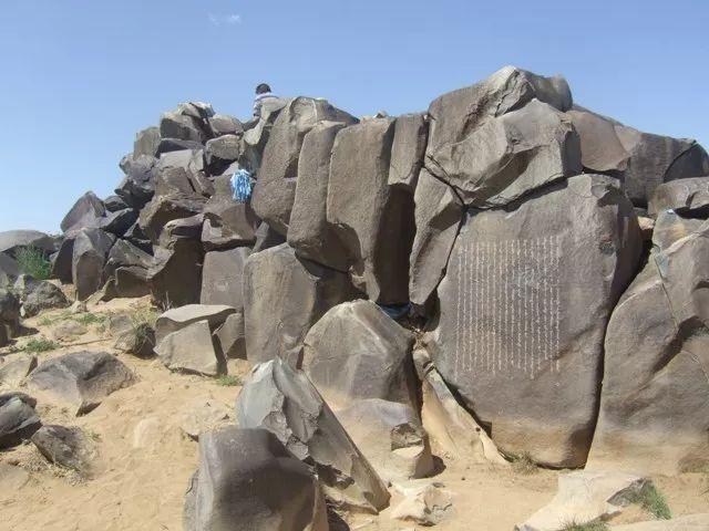 《北元时期蒙古文学及其研究》— 朝克图台吉及其《石崖诗文》 第5张