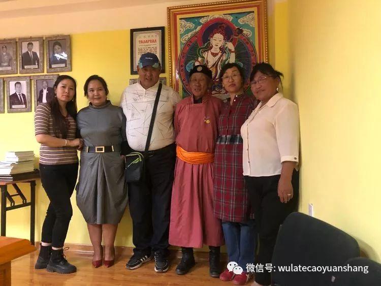中蒙书法交流在蒙古国南戈壁省进行 第19张