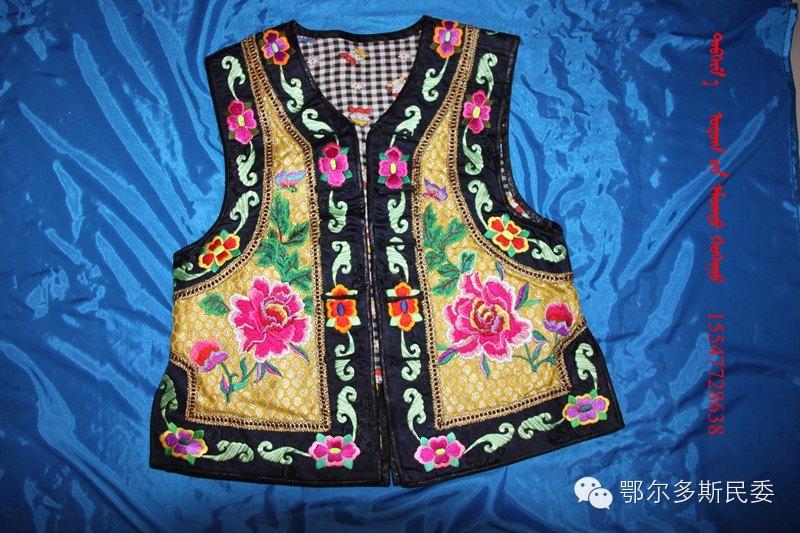 蒙古族刺绣欣赏 第12张 蒙古族刺绣欣赏 蒙古工艺