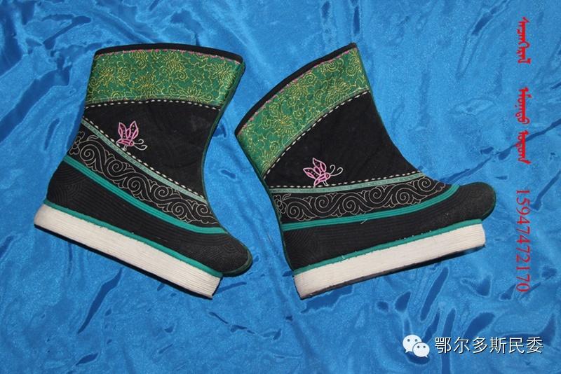 蒙古族刺绣欣赏 第16张 蒙古族刺绣欣赏 蒙古工艺