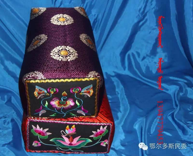 蒙古族刺绣欣赏 第17张 蒙古族刺绣欣赏 蒙古工艺