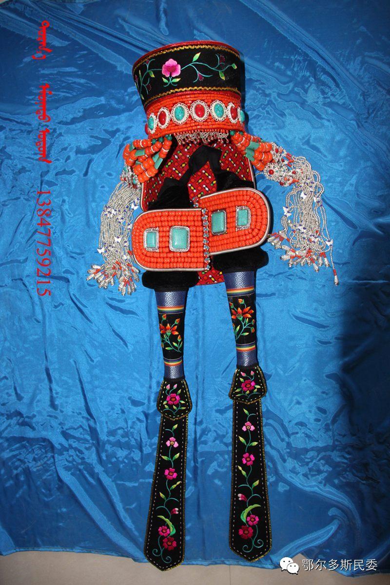 蒙古族刺绣欣赏 第21张 蒙古族刺绣欣赏 蒙古工艺