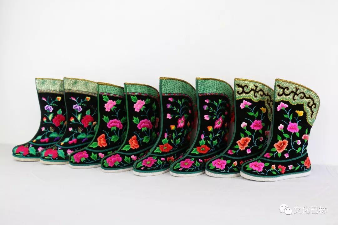 巴林蒙古族刺绣 第3张 巴林蒙古族刺绣 蒙古工艺
