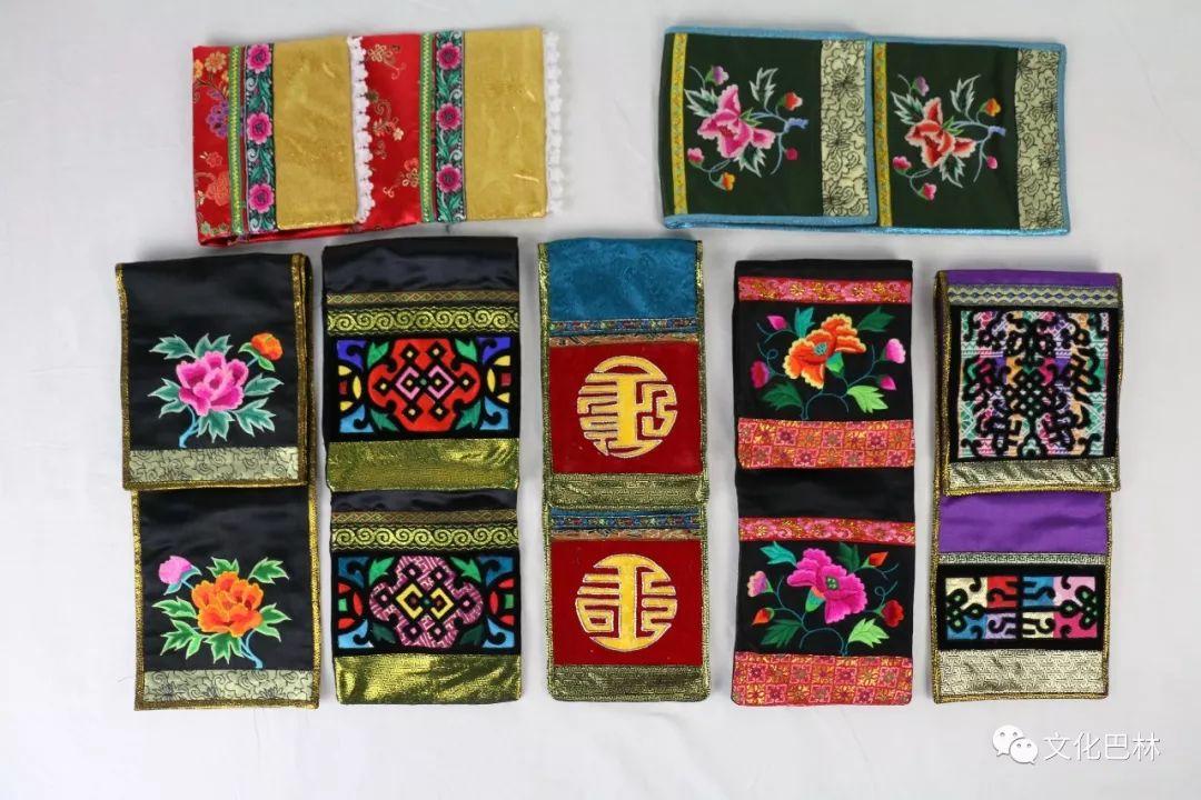 巴林蒙古族刺绣 第4张 巴林蒙古族刺绣 蒙古工艺