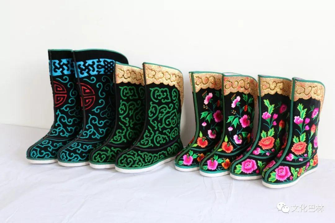 巴林蒙古族刺绣 第7张 巴林蒙古族刺绣 蒙古工艺