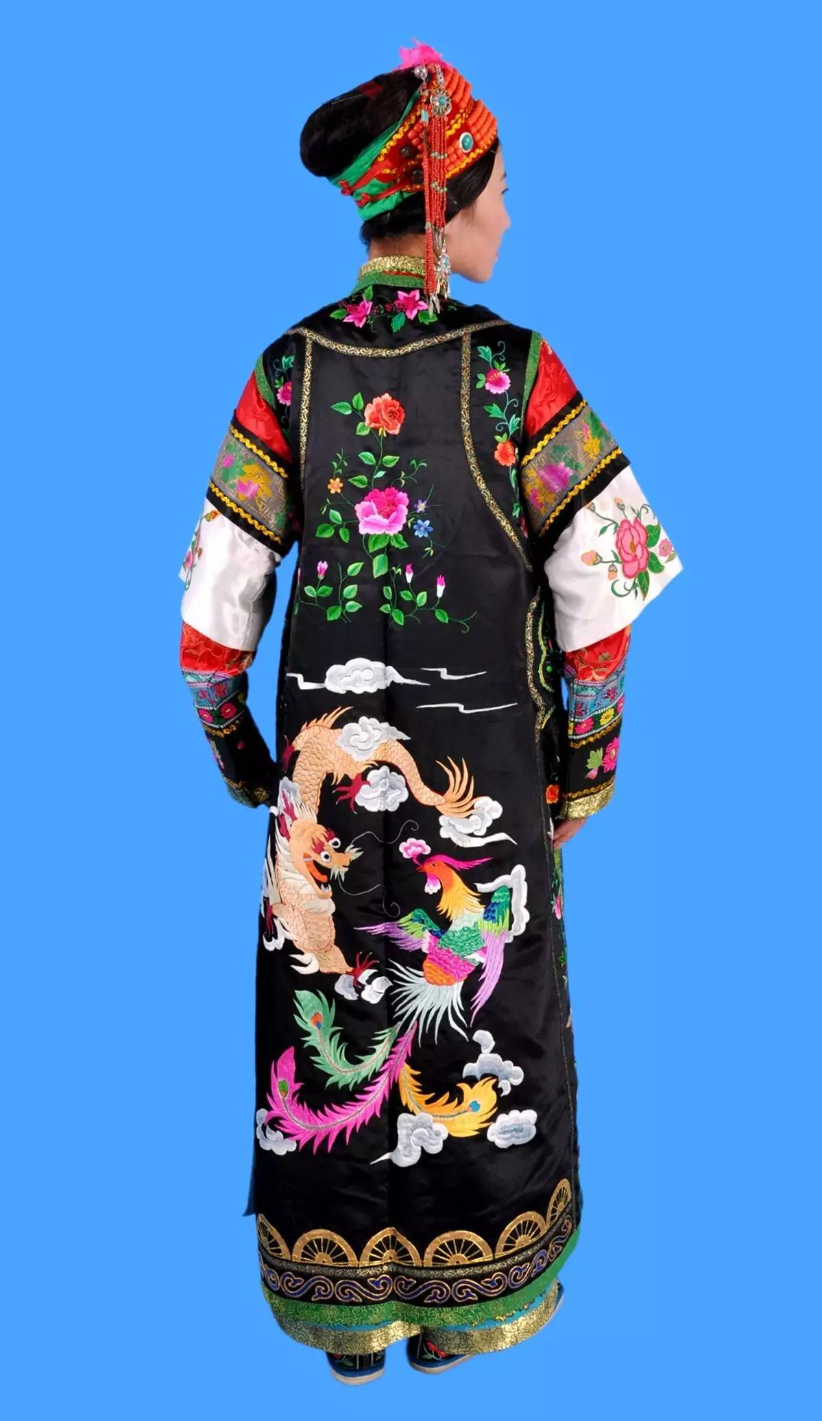 蒙古族刺绣非遗传承人——万花 第9张