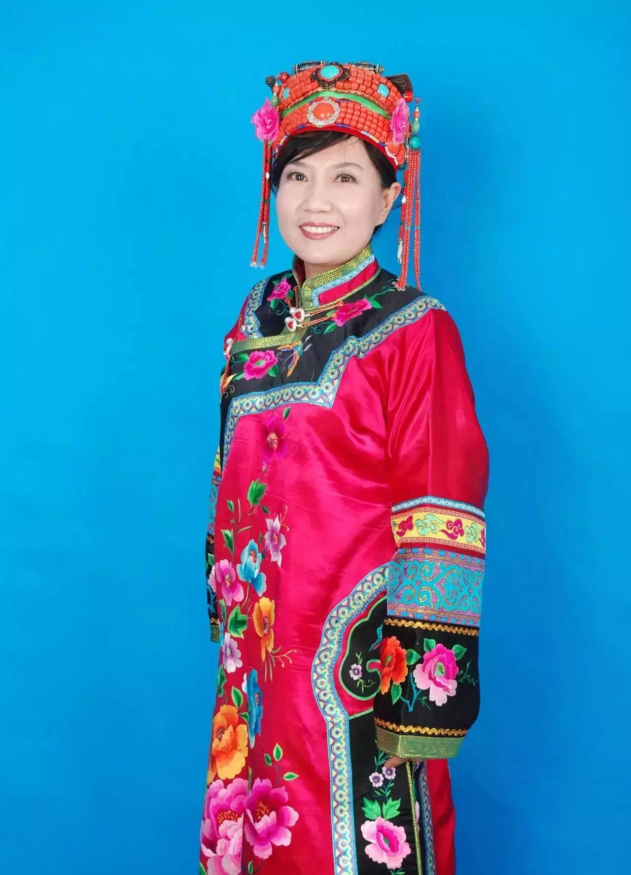 蒙古族刺绣非遗传承人——万花 第26张