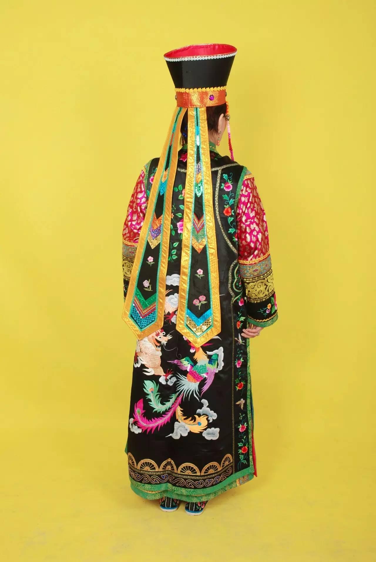 蒙古族刺绣非遗传承人——万花 第33张