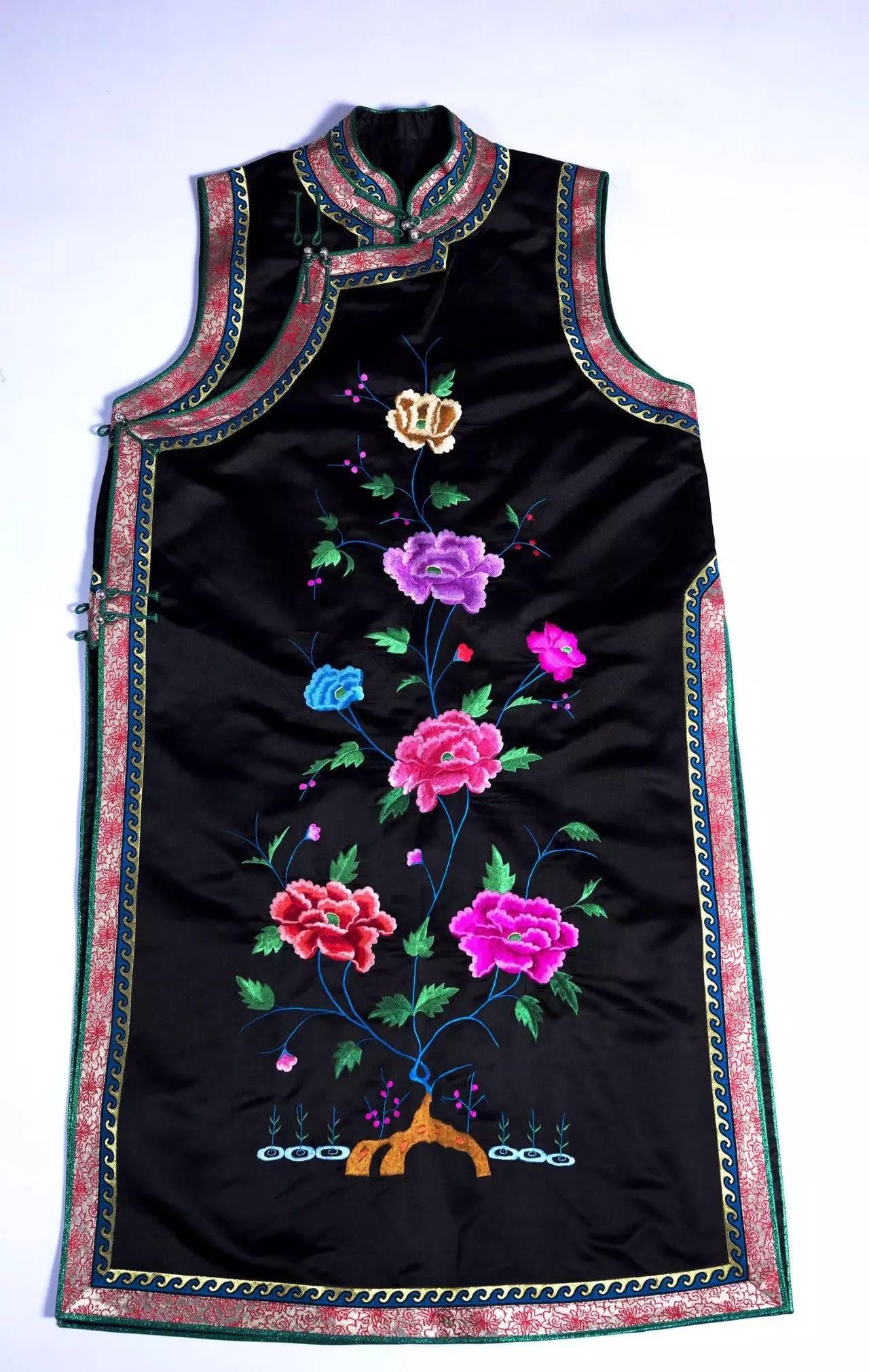 蒙古族刺绣非遗传承人——萨义玛 第10张