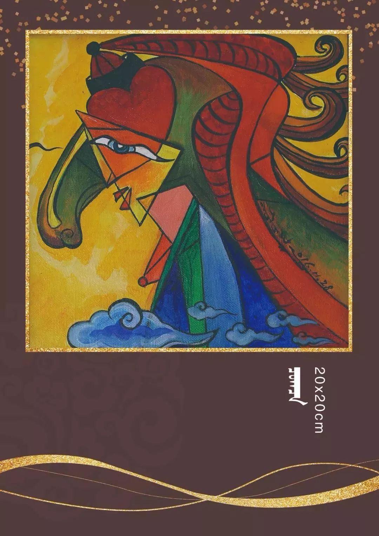 苏龙嘎老师《神骏》个人画展 第8张 苏龙嘎老师《神骏》个人画展 蒙古画廊