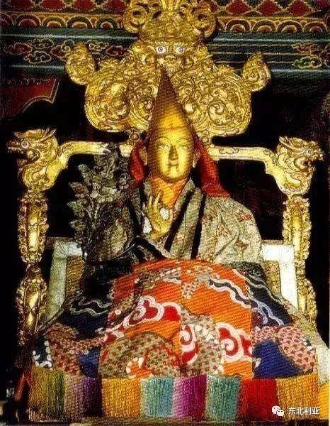 孔令伟丨从新发现的藏文文献看藏传佛教在土尔扈特东归中的历史作用 第3张