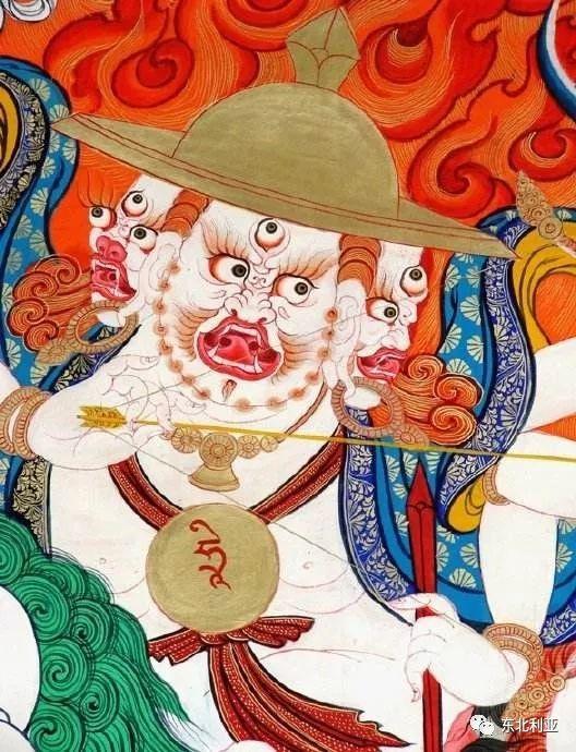 孔令伟丨从新发现的藏文文献看藏传佛教在土尔扈特东归中的历史作用 第6张